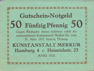 Germany, 25 Pfennig, 540.1