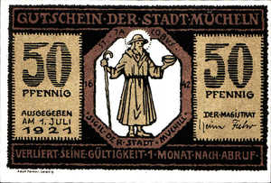 Germany, 50 Pfennig, 902.1