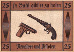 Germany, 25 Pfennig, 1303.1