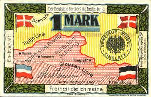 Germany, 1 Mark, 1325.1a