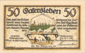 Germany, 50 Pfennig, 409.1