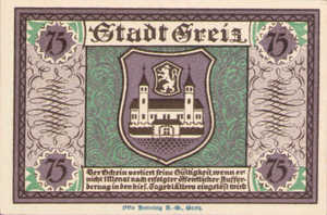 Germany, 75 Pfennig, 471.2