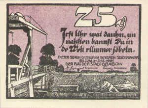 Germany, 25 Pfennig, 460.1