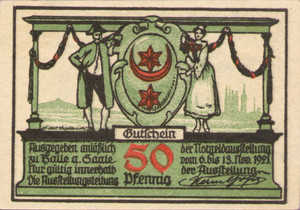 Germany, 50 Pfennig, 507.1b
