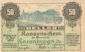 Austria, 50 Heller, FS 507b