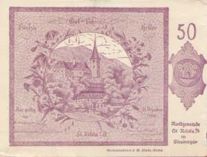 Austria, 50 Heller, FS 914IIc