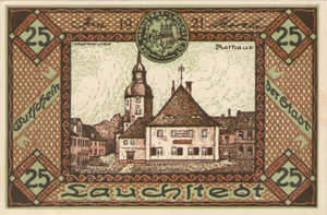 Germany, 25 Pfennig, L17.4