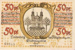 Germany, 50 Pfennig, L47.2b