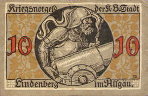 Germany, 10 Pfennig, L47.1a