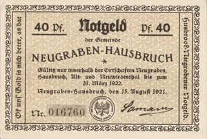 Germany, 40 Pfennig, 939.1a