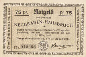 Germany, 75 Pfennig, 939.1a