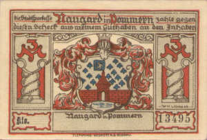 Germany, 3 Mark, 923.1d