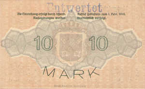 Germany, 10 Mark, 440.02a