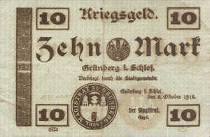 Germany, 10 Mark, 201.04b