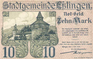 Germany, 10 Mark, 141.01b