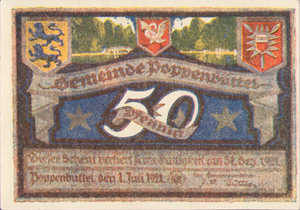 Germany, 50 Pfennig, 1068.1
