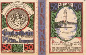 Germany, 50 Pfennig, 1063.11b