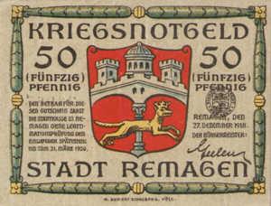 Germany, 50 Pfennig, R24.1b