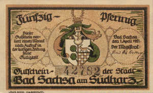 Germany, 50 Pfennig, 1157.2