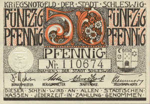 Germany, 50 Pfennig, S33.7