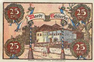 Germany, 25 Pfennig, 1182.1