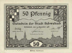 Germany, 50 Pfennig, S51.8
