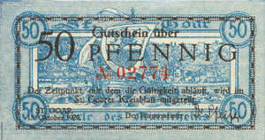 Germany, 50 Pfennig, S12.1c