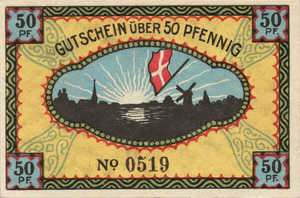 Germany, 50 Pfennig, 1262.3a