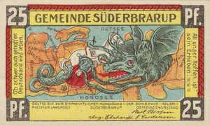 Germany, 25 Pfennig, 1294.6
