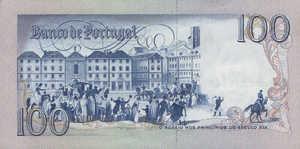 Portugal, 100 Escudo, P178d Sign.2
