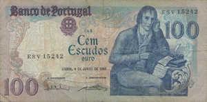 Portugal, 100 Escudo, P178e Sign.2