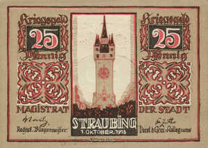 Germany, 25 Pfennig, S119.10b