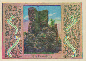Germany, 25 Pfennig, 1258.1a