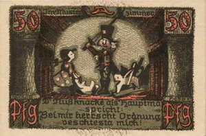 Germany, 50 Pfennig, 1244.2