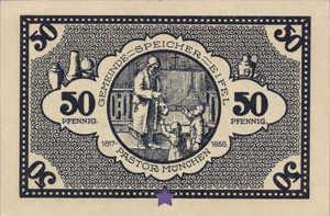Germany, 50 Pfennig, S93.1bx