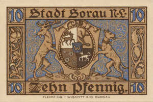 Germany, 10 Pfennig, 1247.1a