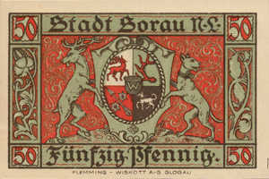 Germany, 50 Pfennig, 1247.1a