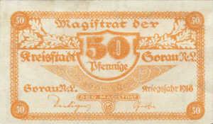 Germany, 50 Pfennig, S90.5c