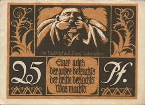Germany, 25 Pfennig, 1448.1