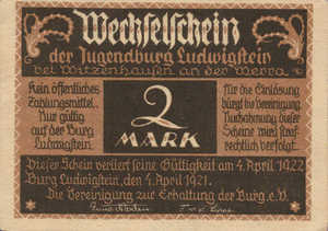 Germany, 2 Mark, 1448.1