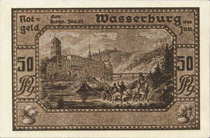 Germany, 50 Pfennig, W13.1