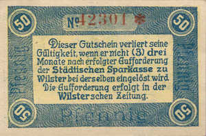 Germany, 50 Pfennig, W46.4b