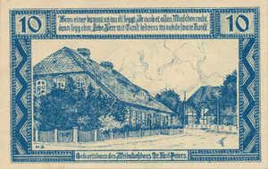 Germany, 10 Pfennig, 946.1