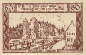 Germany, 50 Pfennig, 946.1