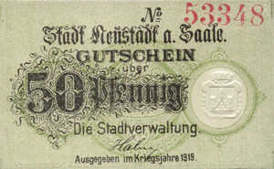 Germany, 50 Pfennig, N33.2a