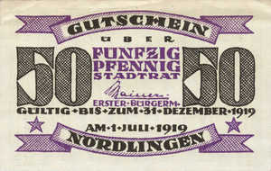 Germany, 50 Pfennig, 978.12