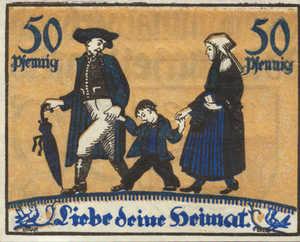 Germany, 50 Pfennig, M15.4