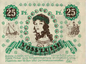 Germany, 25 Pfennig, 864.1