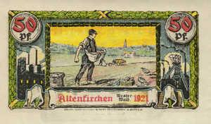 Germany, 50 Pfennig, 24.1b