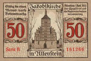 Germany, 50 Pfennig, 13.2a